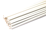 "Forney 48504 Brazing Rod Fluxed 1/8"" X 36"" 4#"