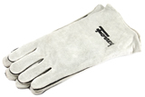 Forney 55200 Lg Gray Leather Welding Glove