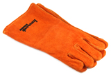 Forney 55206 Brown/Orange Leather Welding Glove