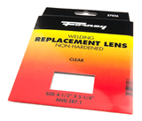 Forney 57056 Glass Clear Cover Lens