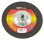 Forney Steel, Masonry & Concrete Grinding Wheels
