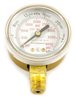 "Forney 87727 2"" Hp Gauge Oxy 0-4000 PSI"